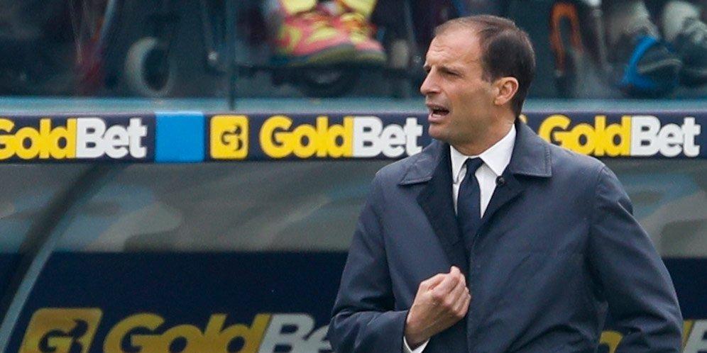 Massimiliano Allegri Diprediksi Bisa Jadi Pelatih Inter Milan
